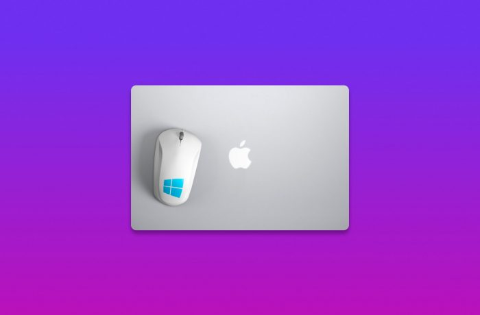 How to connect usb mouse to mac