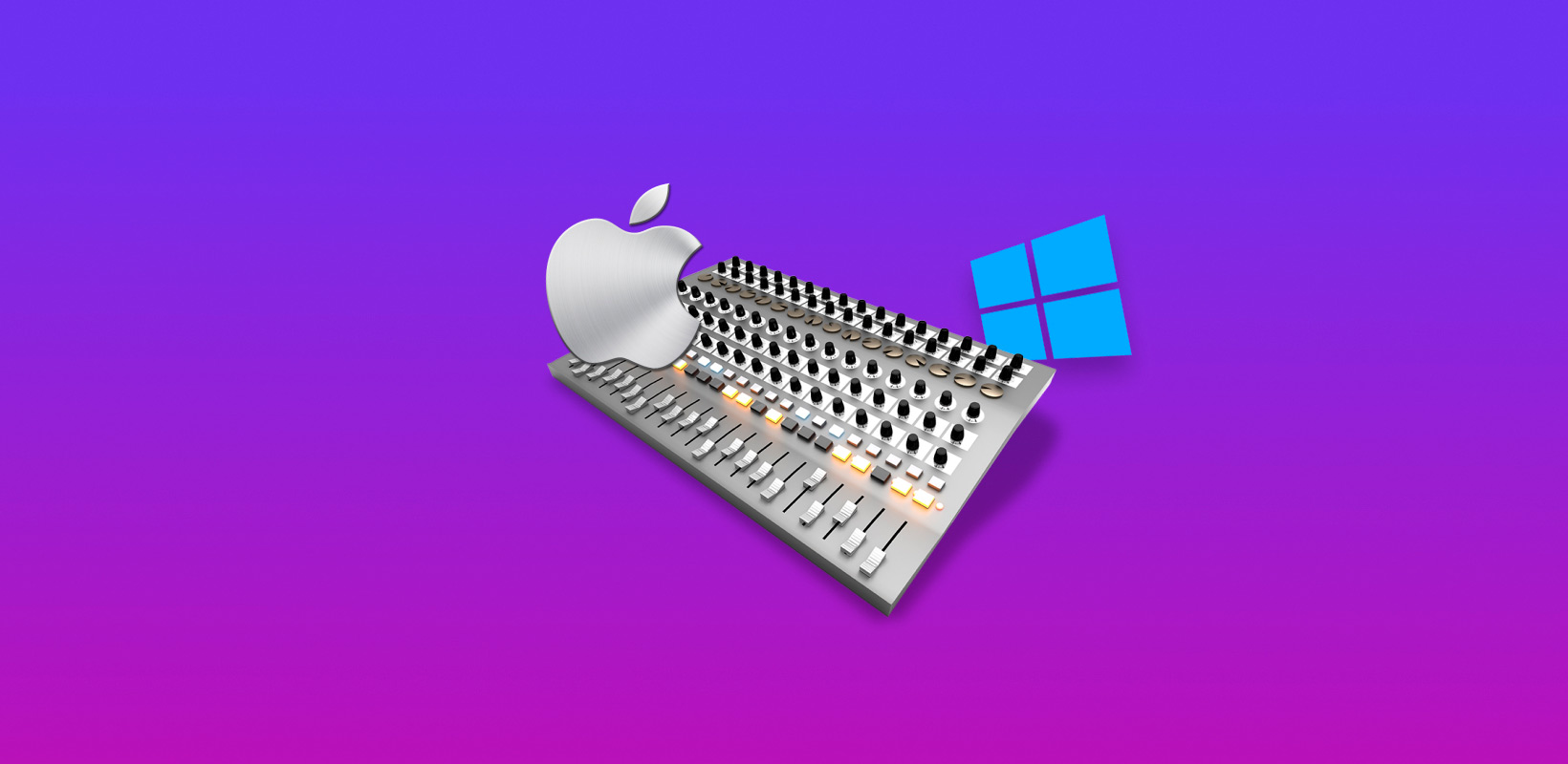 Mac Vs. Pc for Music Production: Functionality